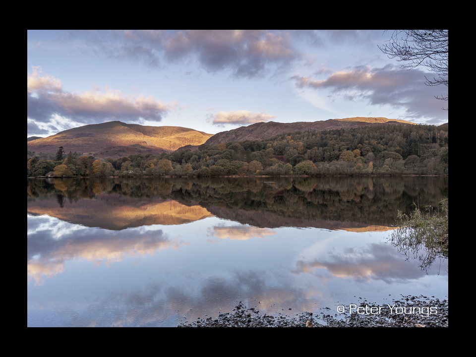 Coniston Water And Coniston Fells By Peter Youngs Photography